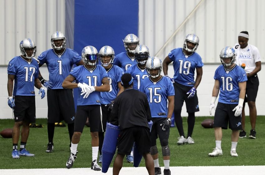 Nike jerseys for wholesale - Breaking Down Detroit Lions First Depth Chart
