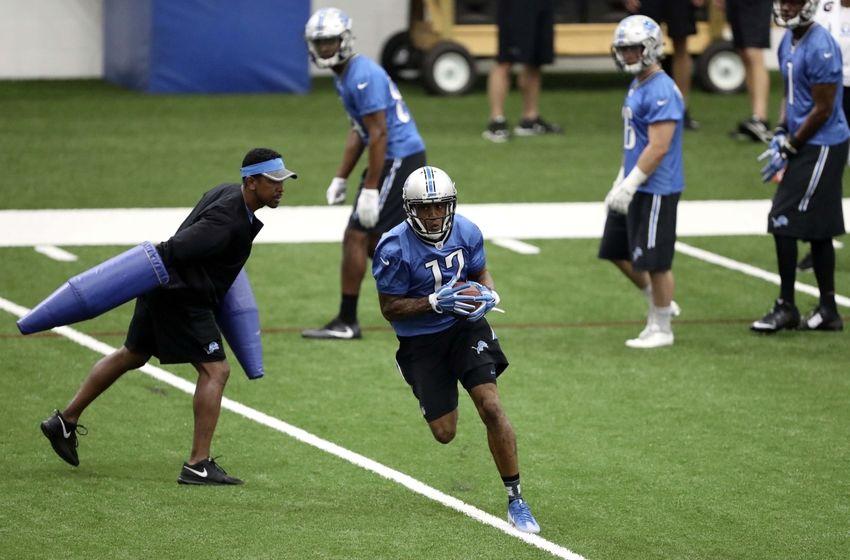 Wholesale NFL Jerseys cheap - Early Detroit Lions training camp takeaways