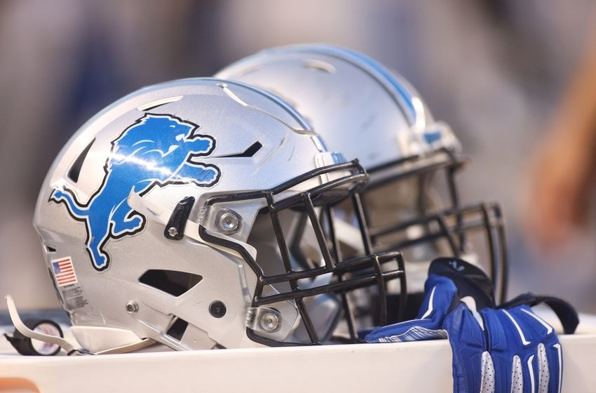 Detroit Lions. Mandatory Credit: Charles LeClaire-USA TODAY Sports