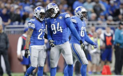 Detroit Lions win dramatic Thanksgiving Day match-up in NFL football