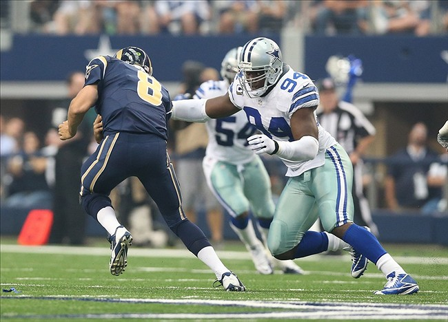 NFL: St. Louis Rams at Dallas Cowboys