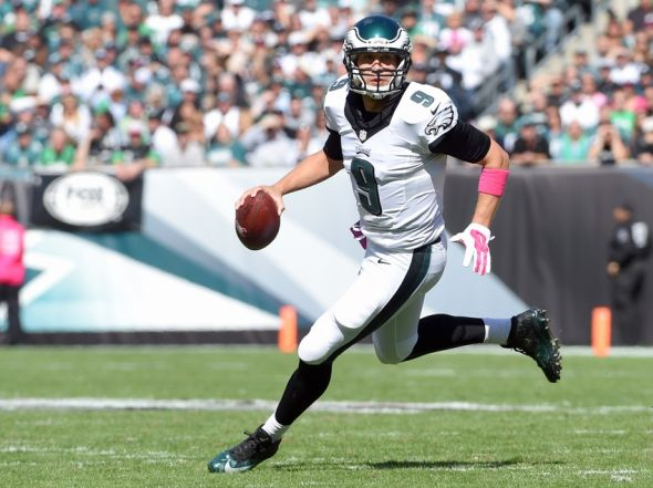 Why The St Louis Rams Should Want Nick Foles