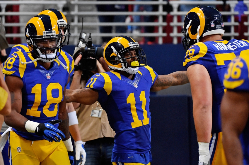 Los Angeles Rams Will Not Change Uniforms Until 2019