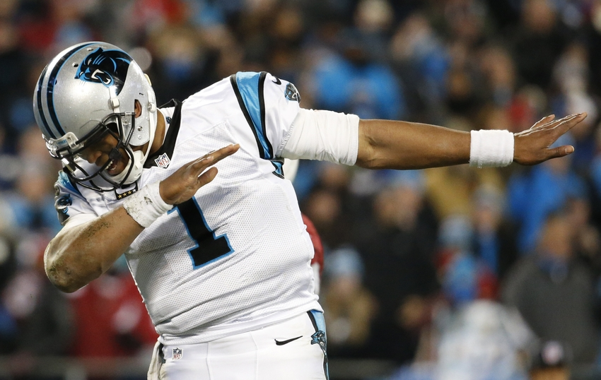 Former NFL quarterback says Cam Newton 'quit' on Panthers in Super Bowl
