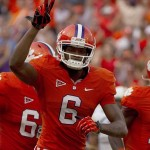 NCAA Football: Georgia Tech at Clemson