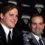 NFL: Jacksonville Jaguars-Press Conference