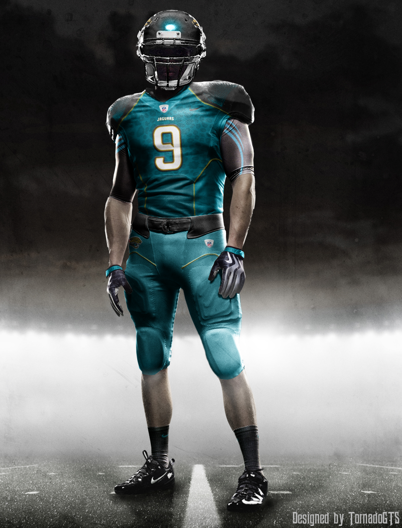 e0f544105 What are the best and worst Jags uniform concepts that you ve seen ...