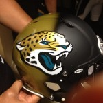 New Helmet, Close Up