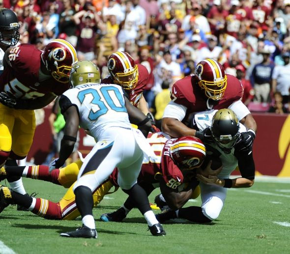 jacksonville jaguars offensive line allows record 10 sacks. Cars Review. Best American Auto & Cars Review