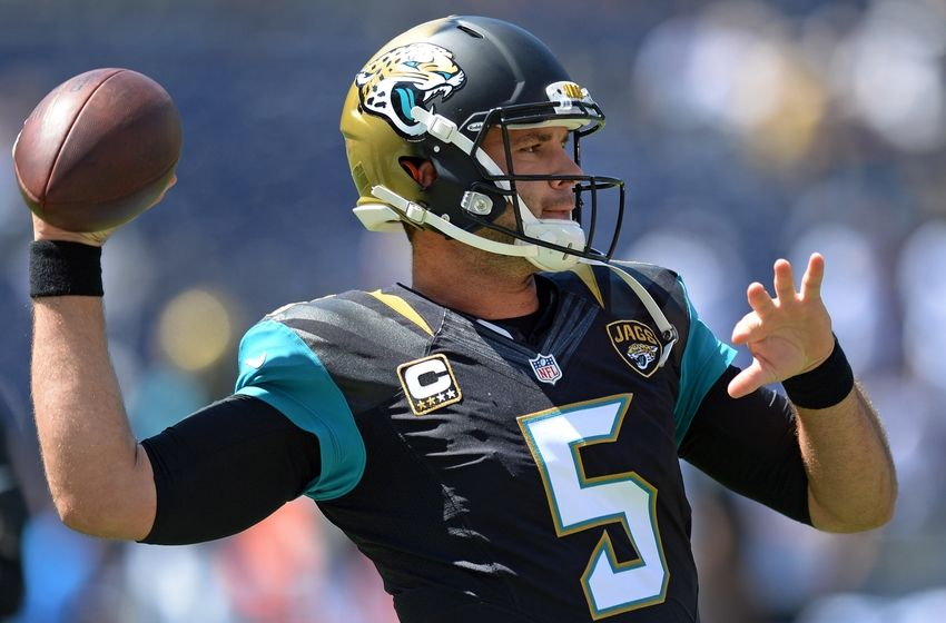 Blake Bortles And Scott Milanovich May Be The Most