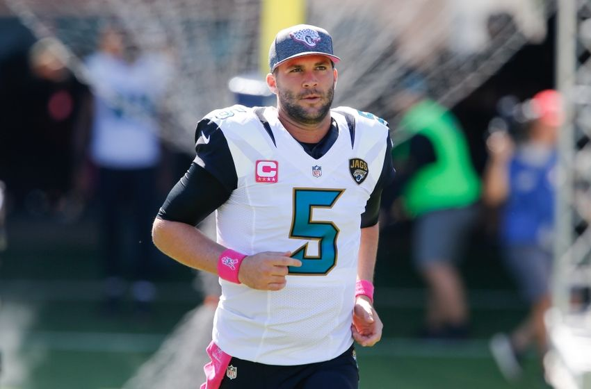 Blake Bortles On Pace For 4310 Yards 27 Touchdowns 20