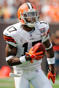Will this be Braylon Edwards' last season as a member of the Cleveland Browns?