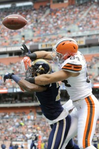 What kind of player will tight end Jordan Cameron become? (Jason Miller/Getty Images)