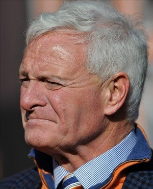 Nov 25, 2012; Cleveland, OH, USA; Cleveland Browns owner Jimmy Haslam III before a game against the Pittsburgh Steelers at Cleveland Browns Stadium. Cleveland won 20-14. (David Richard-USA TODAY Sports)
