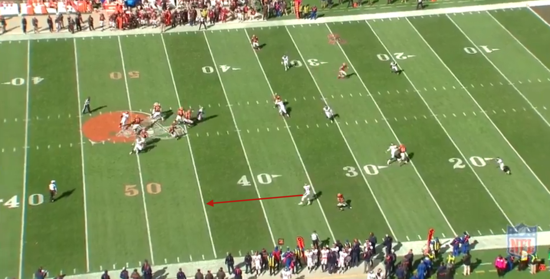 Browns vs Broncos: Film Room Session - Dawg Pound Daily - A Cleveland ...