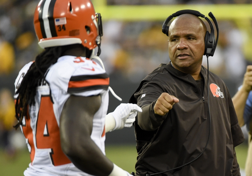 Cleveland Browns: 5 keys to the home opener vs. Ravens ...