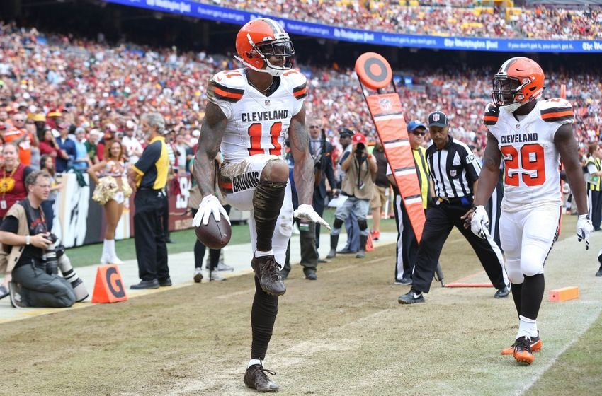 61e97d67 Cleveland Browns: Grades from game vs. Redskins | FOX Sports