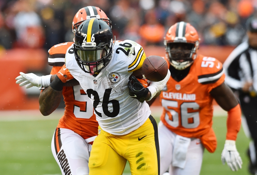 Bell runs for 146 yards, Steelers punish Browns 24-9
