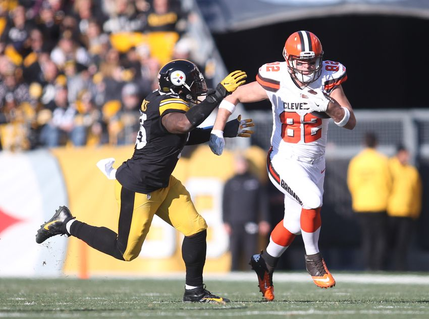Steelers Week 17 Takeaways: Starters play, Jarvis' return and bad Browns