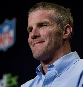 Packers Favre Football