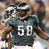 Eagles DE Trent Cole