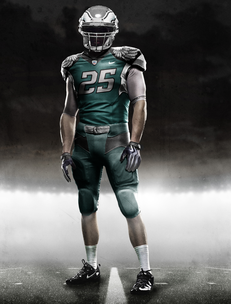 New Nike Philadelphia Eagles Uniform Designs Were FakeNew Eagles Uniforms