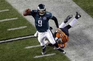 Nick Foles, Michael Johnson