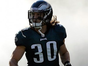The Eagles kept Colt Anderson as the team's fifth safety because of his special team's success.