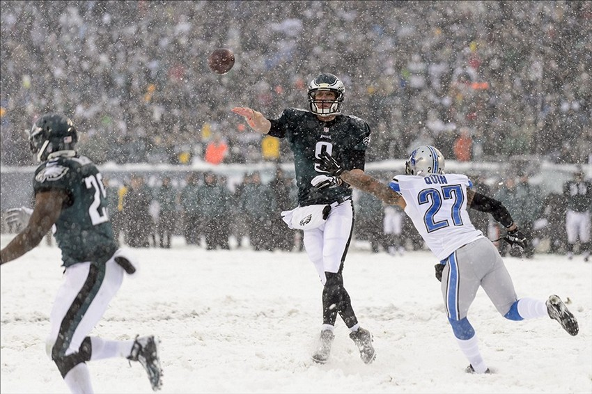 NFL: Detroit Lions at Philadelphia Eagles