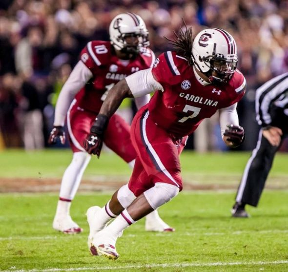 ITI 2014 Mock Draft: Jadeveon Clowney