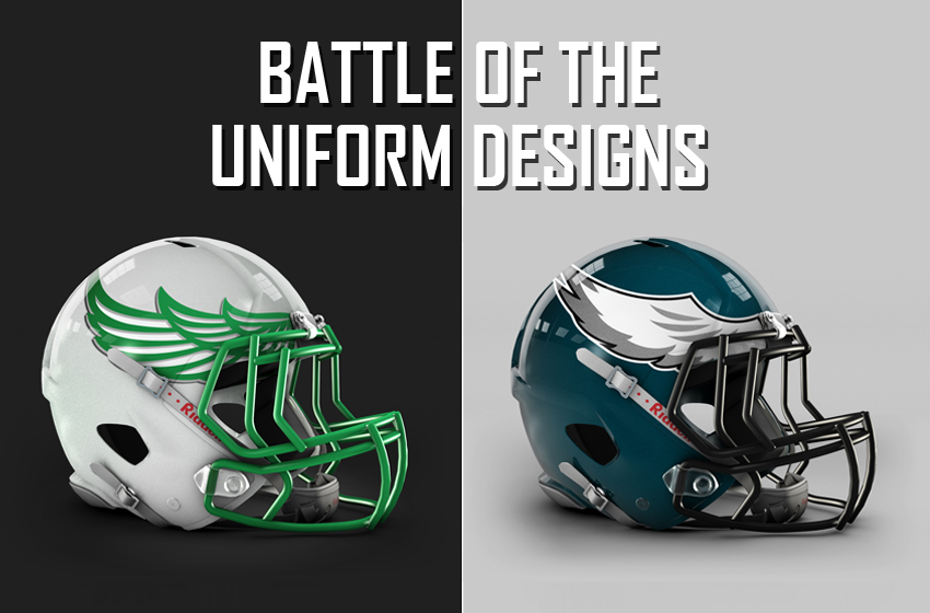 the philadelphia eagles are entering a new era of eagles football    New Eagles Uniforms