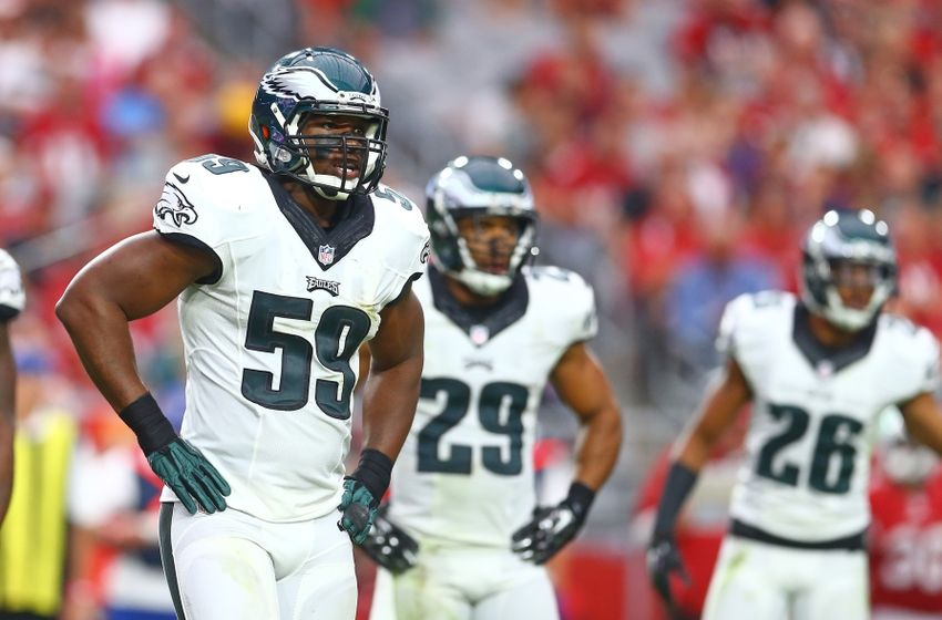 Eagles release 2-time Pro Bowl linebacker DeMeco Ryans