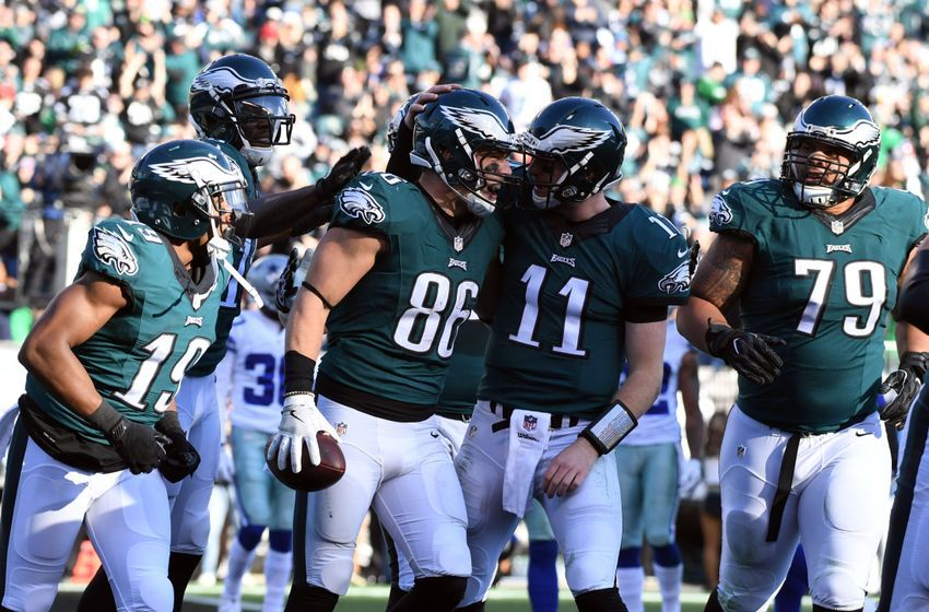 5 New Year S Resolutions The Eagles Should Have For 2017