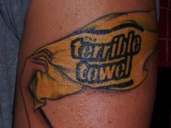 Steelers tattoos for Tattoo shops junction city ks