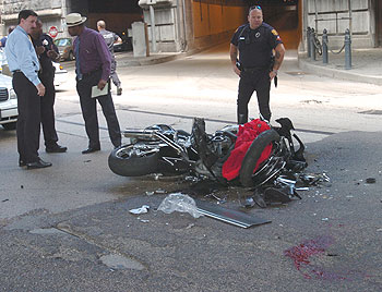 If Roethlisberger's career or life ended on June 12, 2006 because of this motorcycle accident it would have devastated the Steelers organization, the team and the fans for years to come.