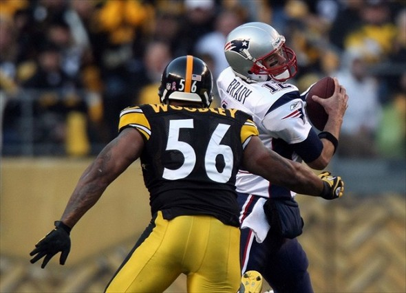 The Steelers Look to their Linebackers in 2013
