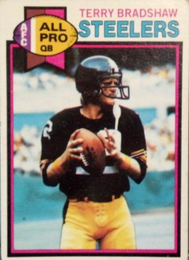 Pittsburgh Steeler Hall of Fame Quarterback Terry Bradshaw