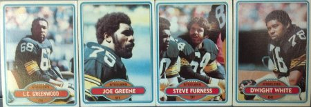 The Steelers Steel Curtain