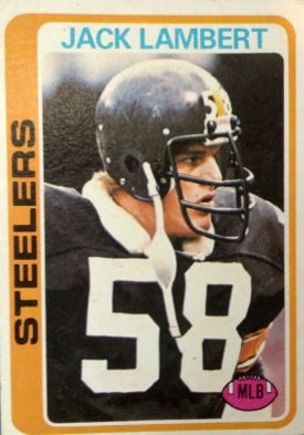 Jack Lambert and Steeler Linebacker Lore