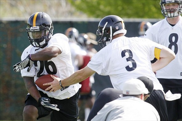 NFL: Pittsburgh Steelers-Rookie Minicamp