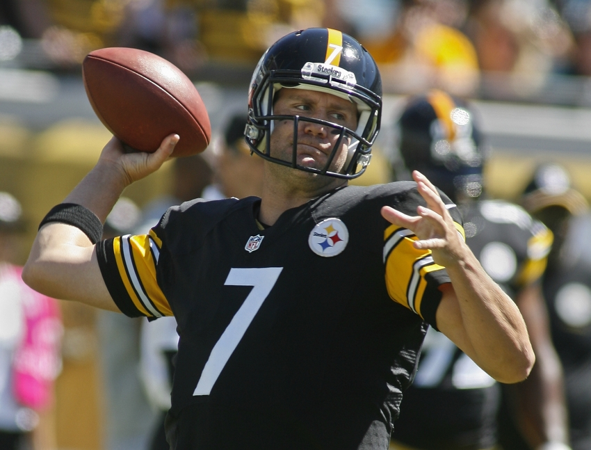 pittsburgh steelers today