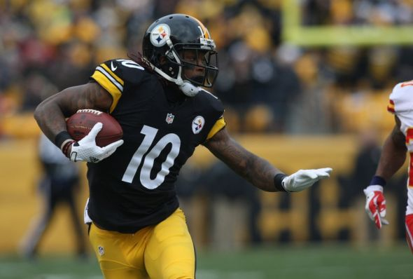Martavis Bryant, Martavis Bryant drugs, Martavis Bryant substance abuse, Steelers vs Chiefs