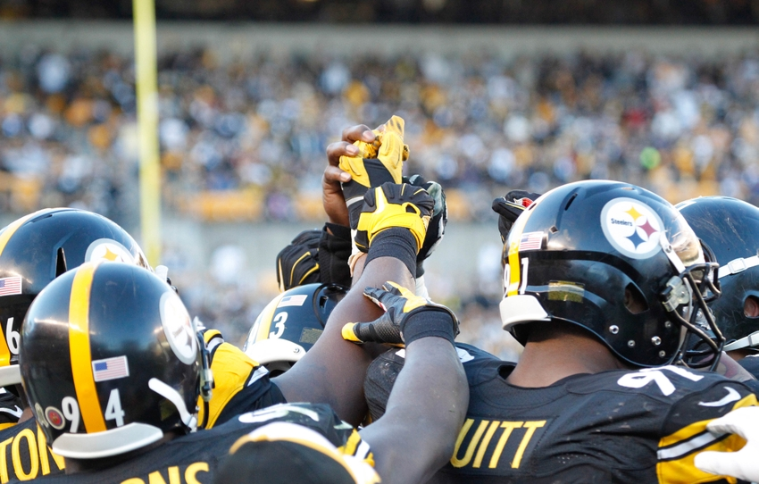 Pittsburgh Steelers down 4 starters at Thursday's practice pre-Cleveland Browns