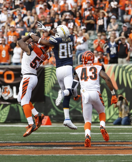 San Diego Chargers Floyd: Cincinnati Bengals: Vincent Rey Makes Early Impact