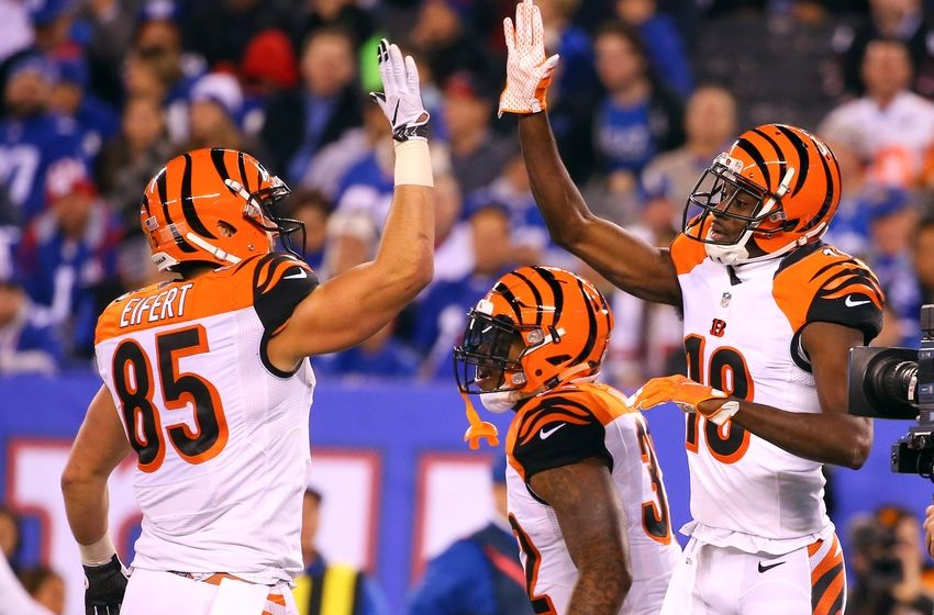 846112412 Cincinnati Bengals  Sunday Starts a 4-Game Winning Streak