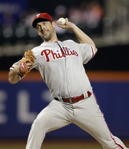Cliff Lee has decided winning games is better than losing them.