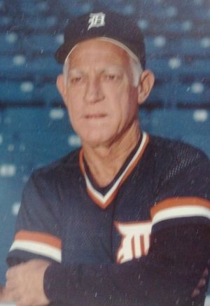 Sparky Anderson. Image source: Wikipedia