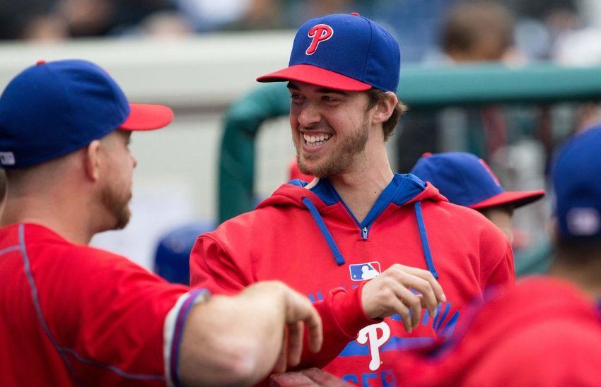 Phillies Aaron Nola New Face of Rotation