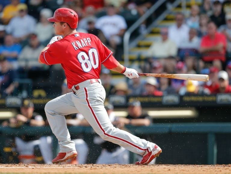 Andrew-knapp-mlb-spring-training-philadelphia-phillies-pittsburgh-pirates-768x580