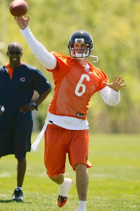 cutler throws